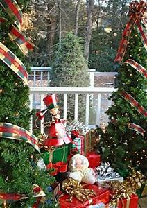 Outdoor Christmas Trees Ideas for Display and Decor