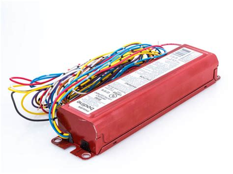 Philips Bodine Linear Fluorescent Emergency Ballast