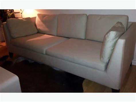 R E D U C E D ! Ikea Stockholm Couch/sofa Rockland, Ottawa