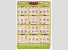 calendario de publicidad textil, año 1960 Comprar