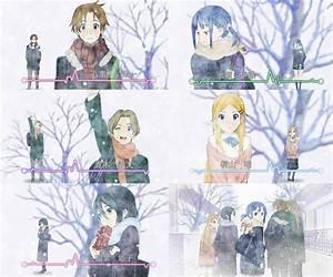 Anime per Kokoro Connect, 5 studenti si scambiano i corpi tra loro