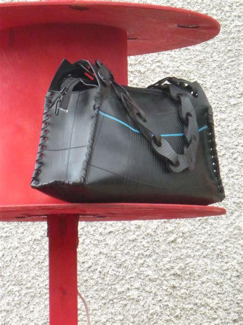 sac en chambre a air encore du nouveau sac besace en chambre a air recyclée