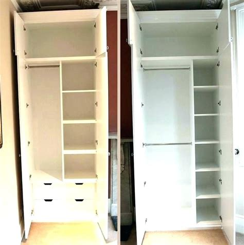 Wardrobe Closet For Small Spaces by Room Interior And Decoration Wardrobe Design For Small