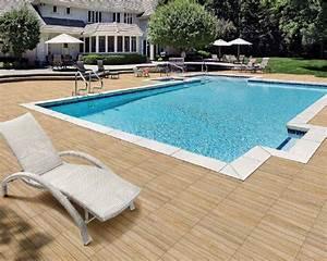cool carrelage imitation bois pour piscine carrelage With carrelage imitation bois pour piscine