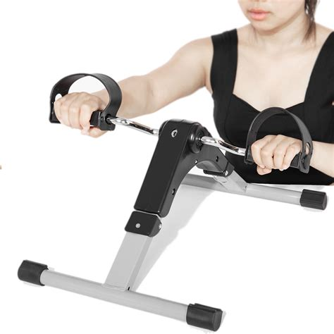 Mini Exercise Bike Digital Exercise Cycle Fitness Portable ...
