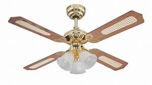 Westinghouse Ceiling Fan Princess Trio 105 Cm    42 U0026quot  With