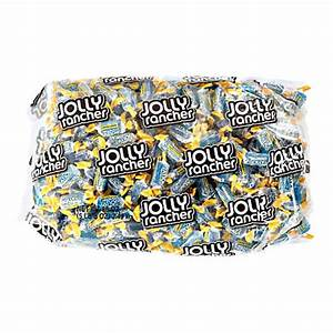 Jolly Rancher Flavored Hard Candy Blue Raspberry 5.5 Lb ...