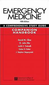 Emergency Medicine Comprehensive Study Guide  Companion