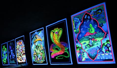 black light posters check out my blacklight garage