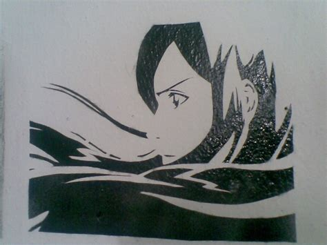 anime stencil  stencils stencils love art art