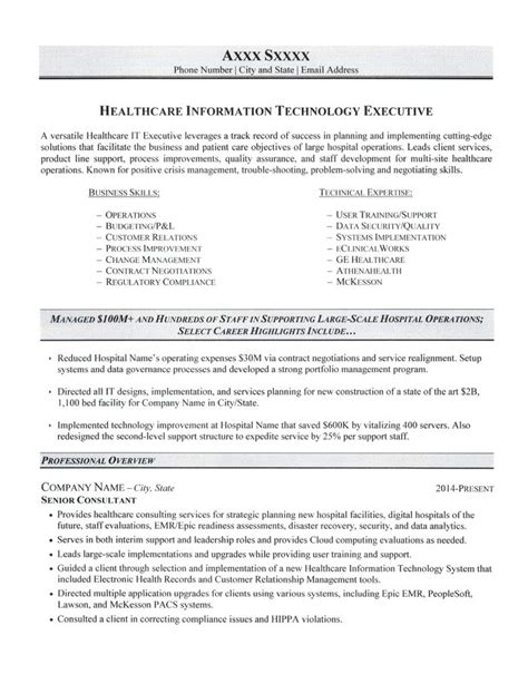 Information Technology Resume by Information Technology Resume