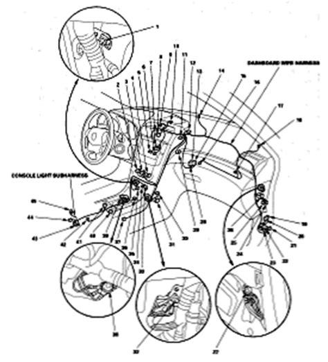 manual repair free 1997 acura slx security system 2004 acura wiring diagram free service