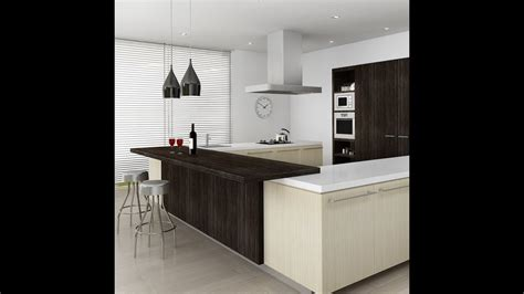 3ds Max Making Of Kitchen (fast Forward)  Youtube