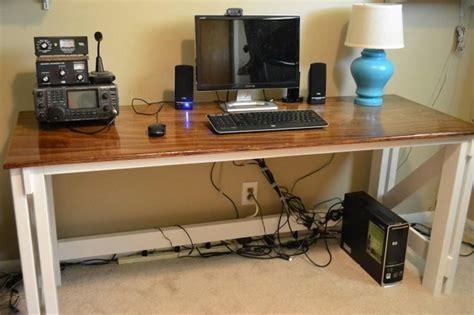 pallet computer desks pallet wood projects