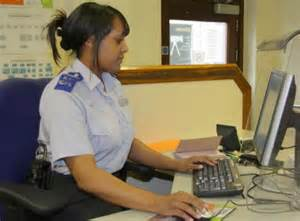 front desk security officer responsibilities police are spending more time on paperwork as tories