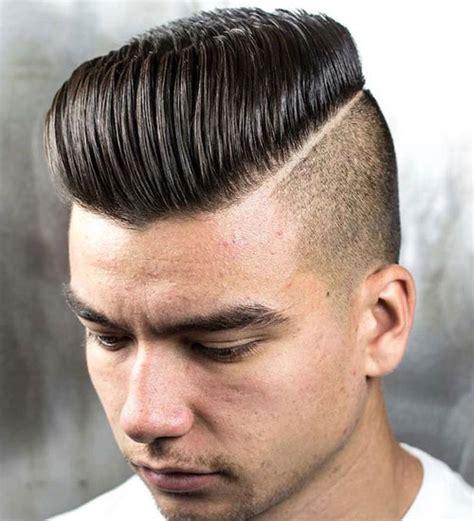 perfect pompadour haircuts  men