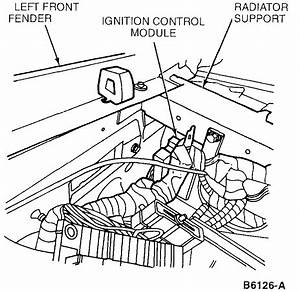 how do i replace the ignition control module on a 1995 With ignition switch relay symptoms