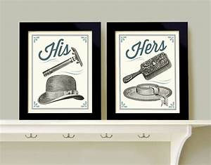 his and hers bathroom decor man woman bath men39s razor With his and her bathroom decor