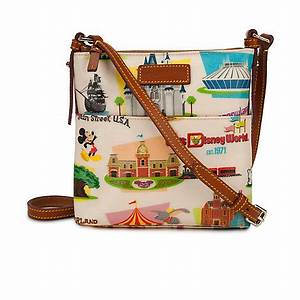 walt disney world letter carrier bag by dooney bourke With letter carrier bag