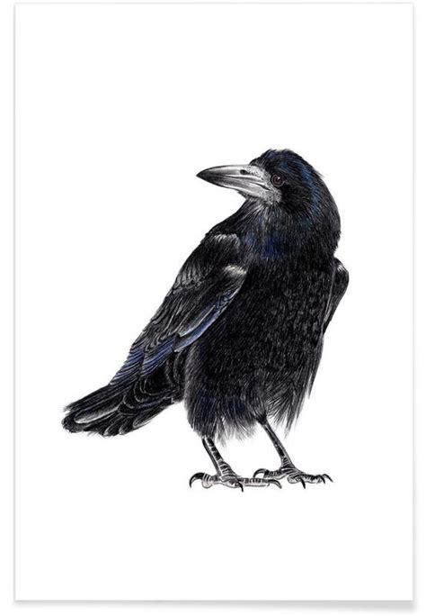 Bild Als Poster by Rabe Als Premium Poster Sommer Juniqe