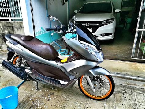 Pcx 2018 Pantip by Pcx 125 อ พ Cc เป น 150 Pantip