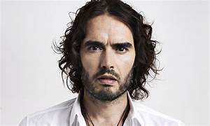 Russell Brand: 'I want to address the alienation and ...  Russell