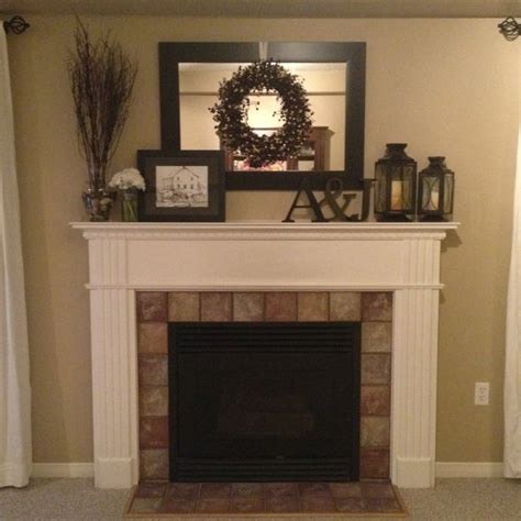 Fireplace Mantel Decor - best 25 mantle decorating ideas on place