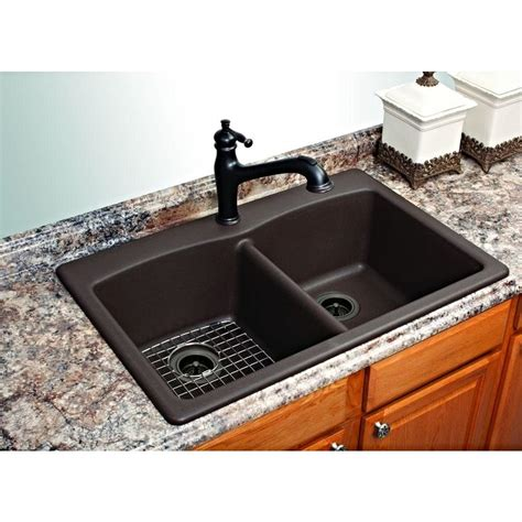 black kitchen sink drop in 25 best drop in kitchen sink ideas on drop in