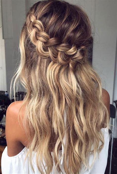 easy braided hairstyles  step  step tutorials