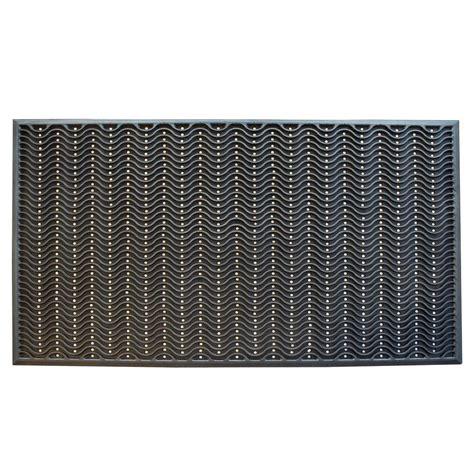 commercial doormat buffalo tools 36 in x 60 in commercial rubber scraper