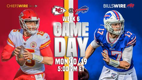 buffalo bills  kansas city chiefs  keys   game