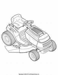 Troy Bilt 13an77kg011 Pony  2008  Parts Diagram For  Quick Reference