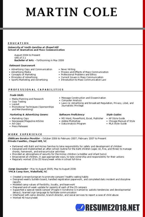 Best Resume Format by Resume Template Guide For 2018 Gt Updates Resume 2018