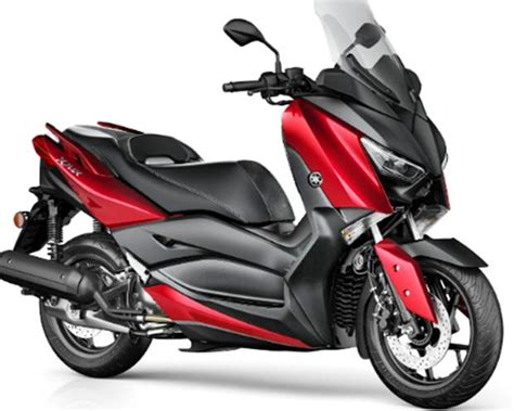2018 Yamaha X-max 125 Specs, Price And Reviews