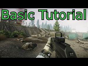 Basic Beginners Guide/Tutorial - Escape From Tarkov - YouTube