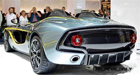 2018 Aston Martin Cc100 Speedster