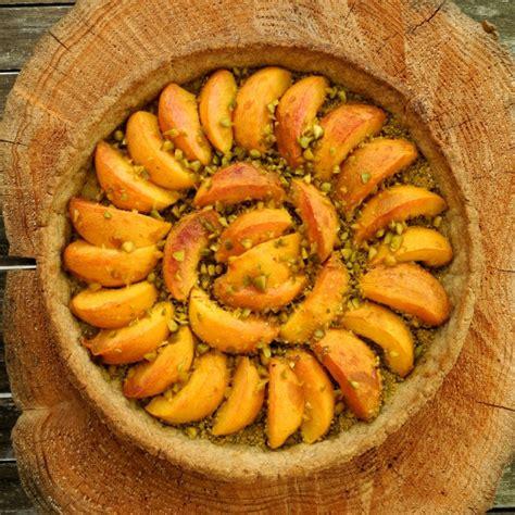 tarte p 234 ches pistaches et p 226 te 224 tarte sucr 233 e au sarrasin de recettes bio le cri de