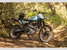 Suzuki DR600 Scrambler by Vintage Addiction – BikeBound
