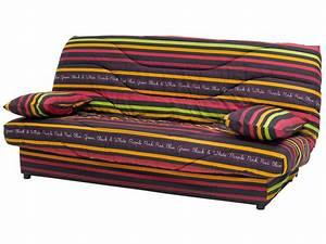 Housse De Clic Clac But : housse pour clic clac prima 160cm prima colors pink ~ Dallasstarsshop.com Idées de Décoration