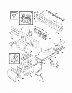 Control Panel Diagram  U0026 Parts List For Model Cfw7700lr0 Crosley