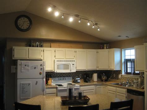 Amazing Of Track Lighting Kitchen  Have Kitchen Ligh #945