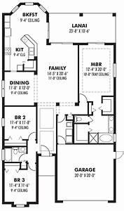 Bungalow, House, Plans