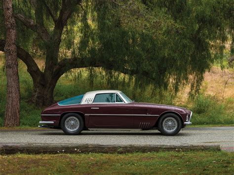 Author shortly after ferrari launched its replacement, dubbed the 375 america. RM Sotheby's - 1954 Ferrari 375 America Coupe by Vignale   Monterey 2018