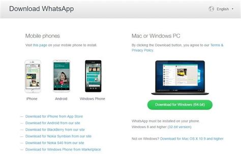 whatsapp desktop app install use and features