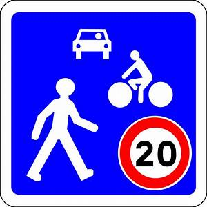 File France Road Sign B52 Svg