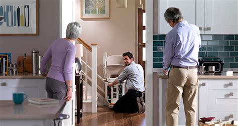 st louis stair lifts chair lift installation mobility