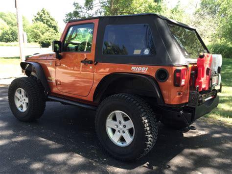 lifted jeep wrangler 2 door 2010 jeep wrangler sport lifted 2 door soft top