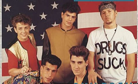 Remember This? New Kids On The Block's 'tonight' Huffpost