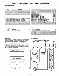 Heatcraft Unit Cooler Wiring Diagram