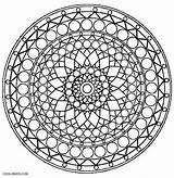 Kaleidoscope Coloring Printable Cool2bkids Kaleidoskop Sheets Malvorlagen Zum Animal Ausmalbilder Drucken Mandala sketch template